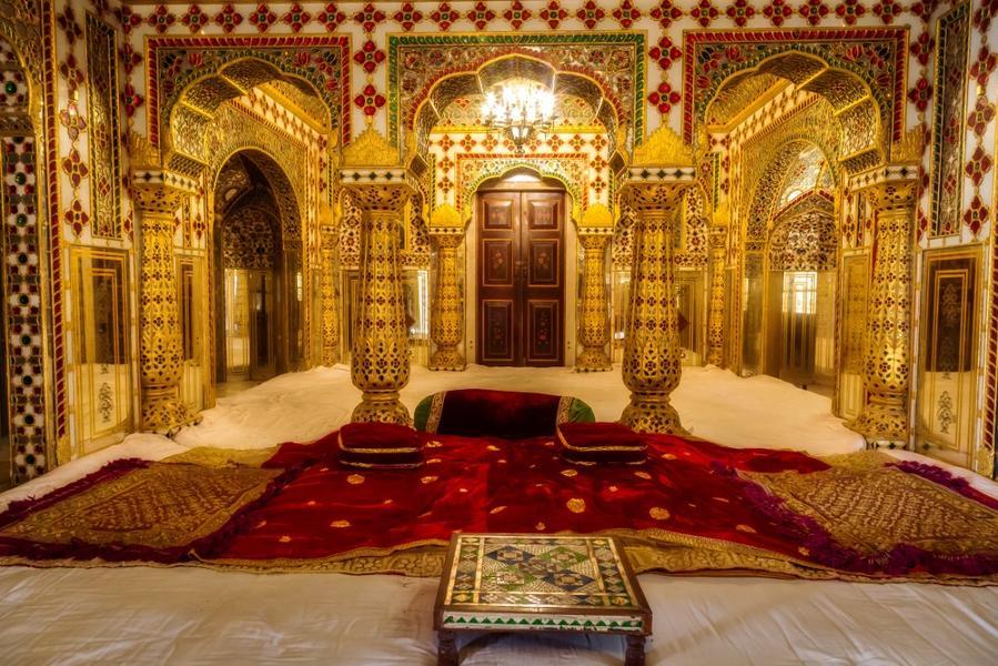 Séjour au Rajashan: visite de Jaipur