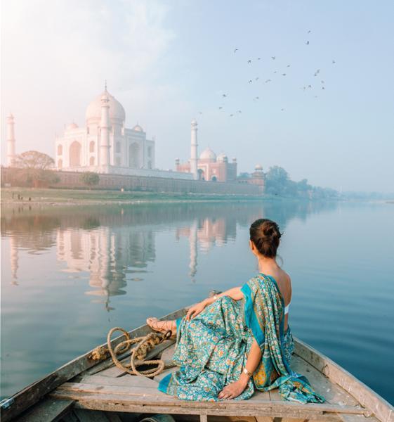 Visite guidée du Taj Mahal pour les photographes