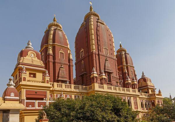 Sur la route des plus beaux temples d'Inde